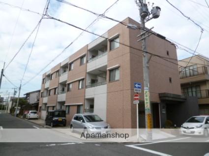 愛知県名古屋市中村区、中村公園駅徒歩7分の築10年 3階建の賃貸マンション
