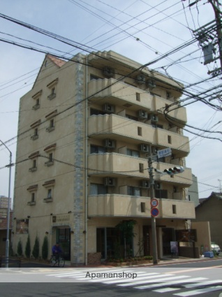 愛知県名古屋市中村区、近鉄八田駅徒歩9分の築12年 5階建の賃貸マンション