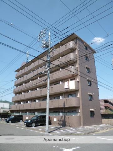 愛知県名古屋市中村区、中村公園駅徒歩14分の築19年 6階建の賃貸マンション