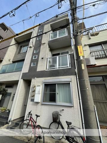 愛知県名古屋市西区、栄生駅徒歩10分の築8年 3階建の賃貸アパート