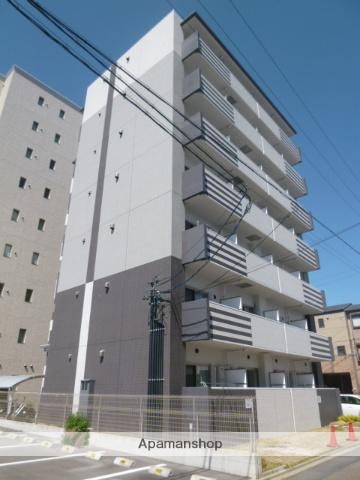 愛知県名古屋市中川区、山王駅徒歩16分の築6年 7階建の賃貸マンション