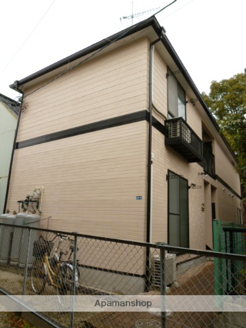 愛知県名古屋市中村区、栄生駅徒歩7分の築17年 2階建の賃貸アパート