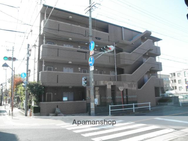 愛知県名古屋市中村区、中村公園駅徒歩12分の築20年 4階建の賃貸マンション