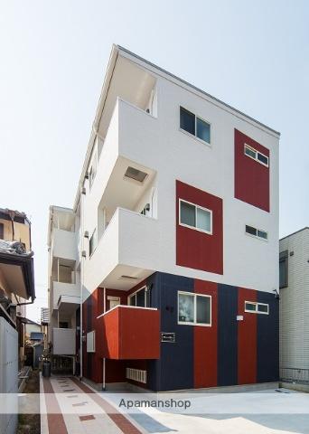 愛知県名古屋市中村区、岩塚駅徒歩17分の築2年 3階建の賃貸アパート