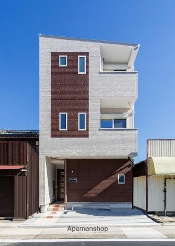 愛知県名古屋市中村区、中村公園駅徒歩13分の築1年 3階建の賃貸アパート