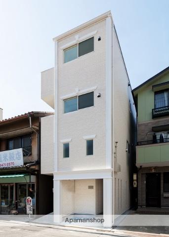 愛知県名古屋市中村区、名古屋駅徒歩12分の築4年 3階建の賃貸アパート