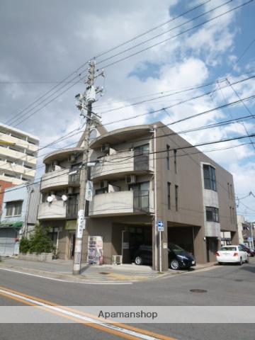 愛知県名古屋市中村区、黄金駅徒歩7分の築20年 3階建の賃貸マンション