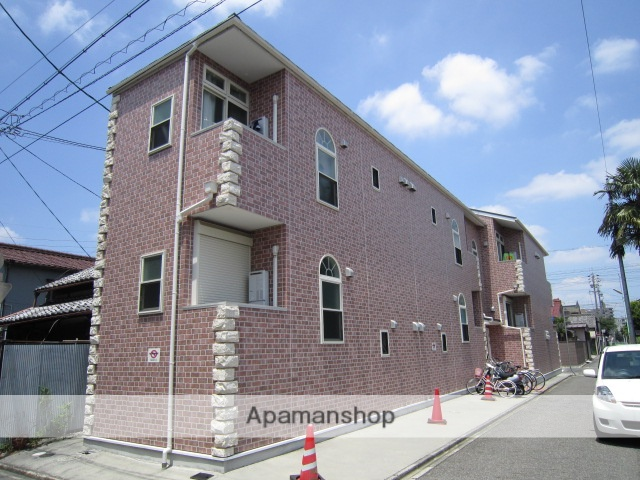 愛知県名古屋市中村区、米野駅徒歩9分の築10年 2階建の賃貸アパート