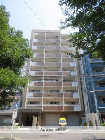 愛知県名古屋市中村区、名古屋駅徒歩4分の築9年 10階建の賃貸マンション