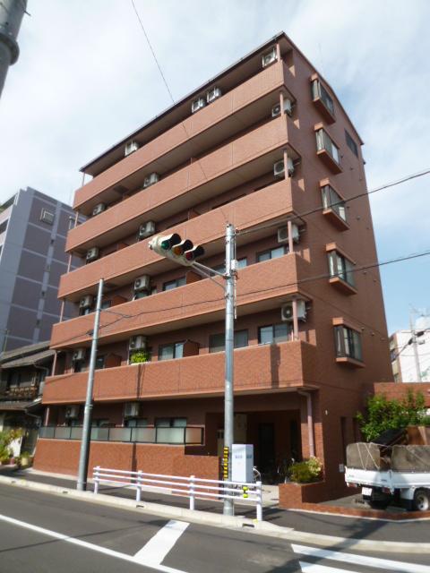 愛知県名古屋市中村区、栄生駅徒歩4分の築17年 6階建の賃貸マンション