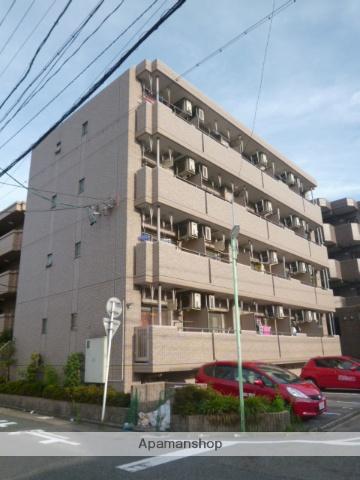 愛知県名古屋市中村区、岩塚駅徒歩15分の築16年 4階建の賃貸マンション