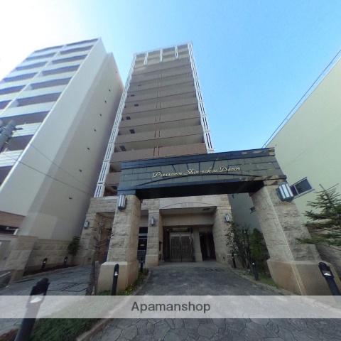 愛知県名古屋市中区、新栄町駅徒歩4分の築10年 13階建の賃貸マンション