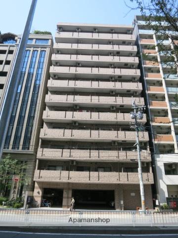 愛知県名古屋市西区、名鉄名古屋駅徒歩9分の築18年 11階建の賃貸マンション