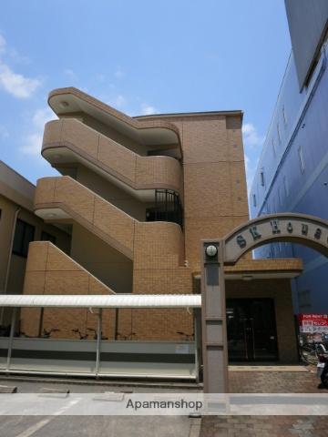 愛知県名古屋市中村区、近鉄八田駅徒歩16分の築20年 4階建の賃貸マンション