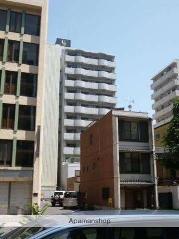 愛知県名古屋市中区、栄駅徒歩6分の築21年 11階建の賃貸マンション