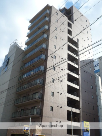 愛知県名古屋市中村区、名古屋駅徒歩7分の築9年 15階建の賃貸マンション
