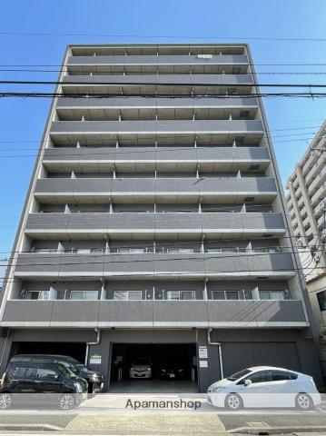 愛知県名古屋市中区、山王駅徒歩12分の築10年 10階建の賃貸マンション