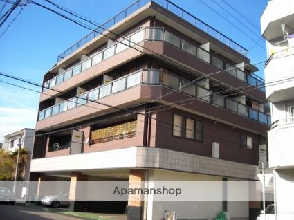 愛知県名古屋市中村区、中村日赤駅徒歩13分の築46年 4階建の賃貸マンション