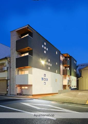 愛知県名古屋市中村区、中村公園駅徒歩10分の築4年 3階建の賃貸アパート