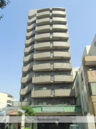 愛知県名古屋市中区、上前津駅徒歩8分の築15年 11階建の賃貸マンション