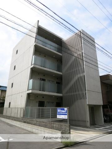 愛知県名古屋市中村区、岩塚駅徒歩15分の築10年 4階建の賃貸マンション