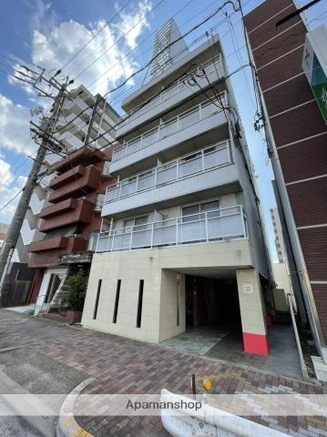 愛知県名古屋市西区、栄生駅徒歩7分の築22年 5階建の賃貸マンション