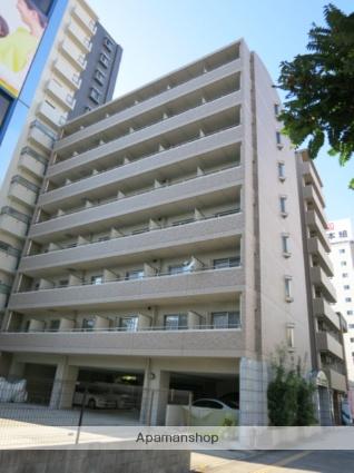 愛知県名古屋市熱田区、金山駅徒歩5分の築13年 8階建の賃貸マンション