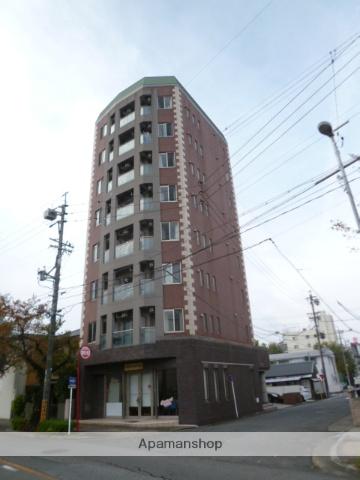愛知県名古屋市西区、名城公園駅徒歩15分の築10年 8階建の賃貸マンション