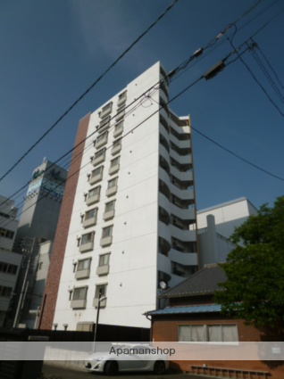 愛知県名古屋市中村区、名鉄名古屋駅徒歩15分の築9年 11階建の賃貸マンション