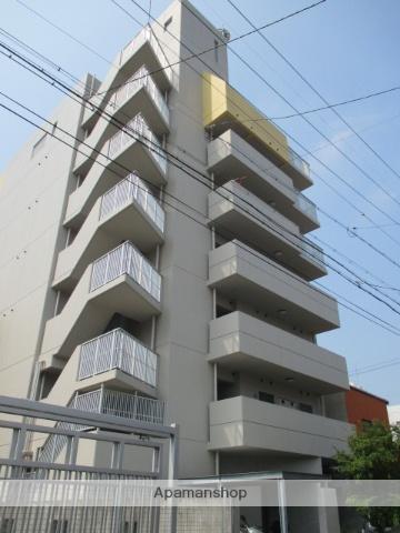 愛知県名古屋市中村区、名古屋駅徒歩17分の築18年 7階建の賃貸マンション