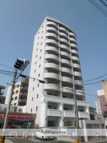 愛知県名古屋市西区、近鉄名古屋駅徒歩9分の築8年 12階建の賃貸マンション