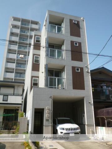 愛知県名古屋市中区、鶴舞駅徒歩8分の築8年 4階建の賃貸マンション