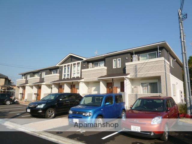 愛知県名古屋市中村区、栄生駅徒歩17分の築3年 2階建の賃貸アパート
