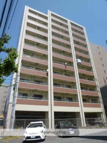 愛知県名古屋市中区、金山駅徒歩8分の築8年 11階建の賃貸マンション