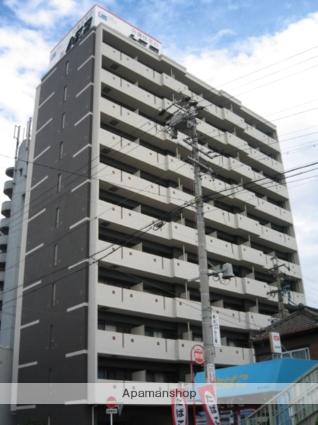 愛知県名古屋市中村区、山王駅徒歩11分の築8年 11階建の賃貸マンション