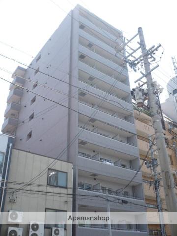 愛知県名古屋市中区、鶴舞駅徒歩11分の築10年 11階建の賃貸マンション