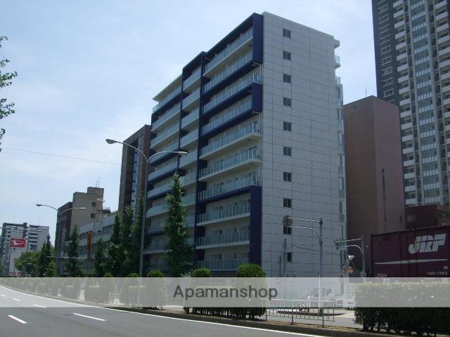 愛知県名古屋市中区、鶴舞駅徒歩10分の築8年 11階建の賃貸マンション