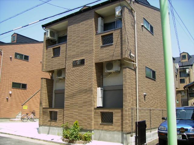 愛知県名古屋市中村区、栄生駅徒歩7分の築11年 2階建の賃貸アパート