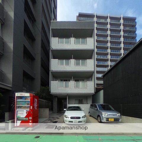 愛知県名古屋市西区、名古屋駅徒歩12分の築2年 4階建の賃貸アパート