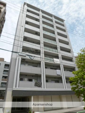 愛知県名古屋市中区、東別院駅徒歩15分の築1年 10階建の賃貸マンション