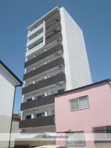 愛知県名古屋市中村区、岩塚駅徒歩20分の築2年 9階建の賃貸マンション