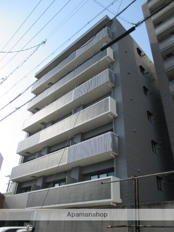 愛知県名古屋市中村区、栄生駅徒歩10分の築4年 7階建の賃貸マンション