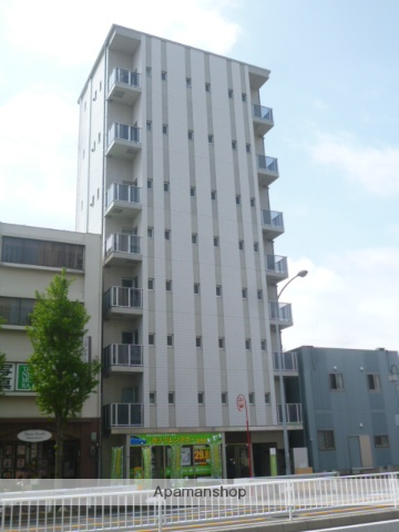 愛知県名古屋市中村区、名古屋駅徒歩7分の築2年 8階建の賃貸マンション