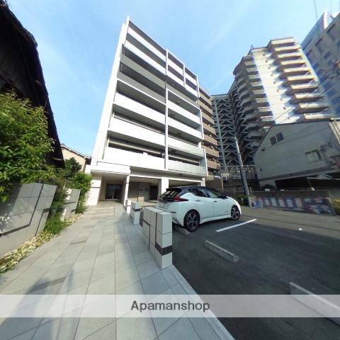 愛知県名古屋市西区、名鉄名古屋駅徒歩7分の築2年 8階建の賃貸マンション
