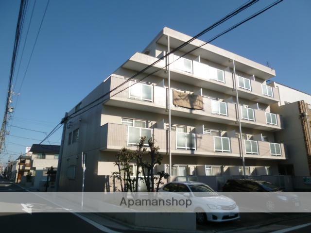 愛知県名古屋市中村区、黄金駅徒歩6分の築25年 4階建の賃貸マンション
