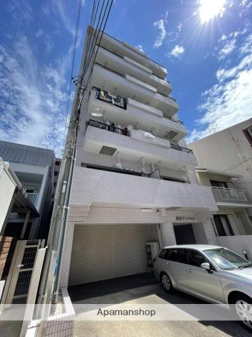 愛知県名古屋市東区、新栄町駅徒歩9分の築26年 7階建の賃貸マンション