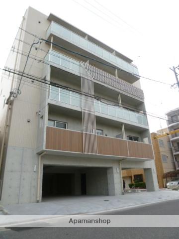 愛知県名古屋市中村区、岩塚駅徒歩18分の築1年 5階建の賃貸マンション