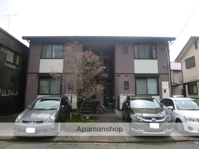 愛知県名古屋市中村区、岩塚駅徒歩18分の築18年 2階建の賃貸アパート