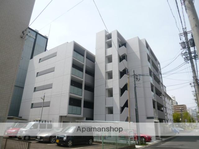 愛知県名古屋市中区、鶴舞駅徒歩14分の築3年 6階建の賃貸マンション