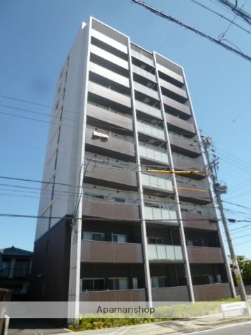 愛知県名古屋市中村区、中村日赤駅徒歩11分の築2年 10階建の賃貸マンション